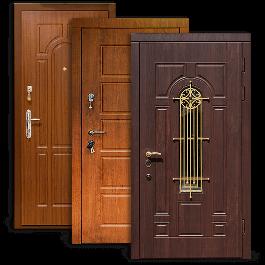 Входные металические двери