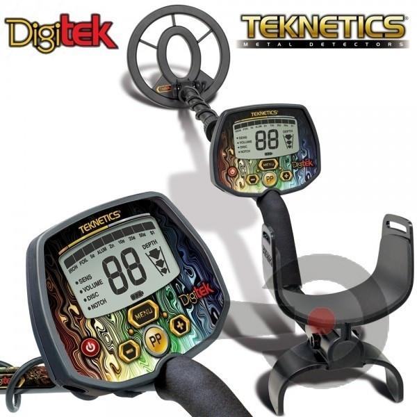 Металошукач Teknetics Digitek + чохол