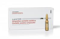 Мезотерапевтический препарат Центеллы Азиатской для регенерации кожи лица и тела x.prof 040 / Centella asiatic