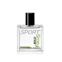Туалетная вода Sport Bold Focus (БОЛД ФОКУС) для него Avon (Эйвон,Ейвон) 50 мл
