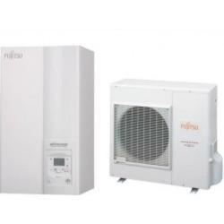 Тепловой насос Fujitsu Comfort WSYA100DD6/WOYA060LFCA (воздух-вода)