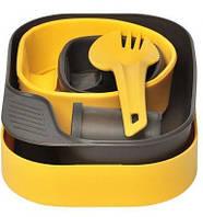 Туристический набор посуды Wildo Camp-A-Box Complete Lemon 12611, фото 1