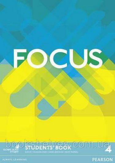 Focus 4 Student's Book