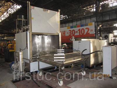 Ввод в эксплуатацию промышленной моечной машины MAGIDO L210E