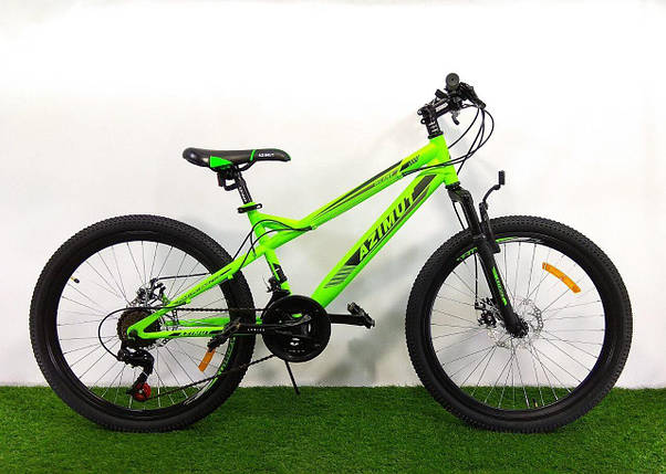 Горный велосипед Azimut Hiland 26 D+, фото 2