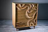 Дизайнерский арт комод Северное сияние, фото 3