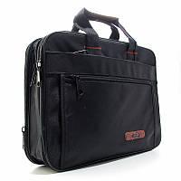 Сумка портфель для ноутбука компьютера текстильная Samsonite 0422, фото 1