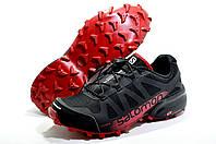 Кроссовки мужские Саломон Speedcross Pro 2, Чёрный/Красный
