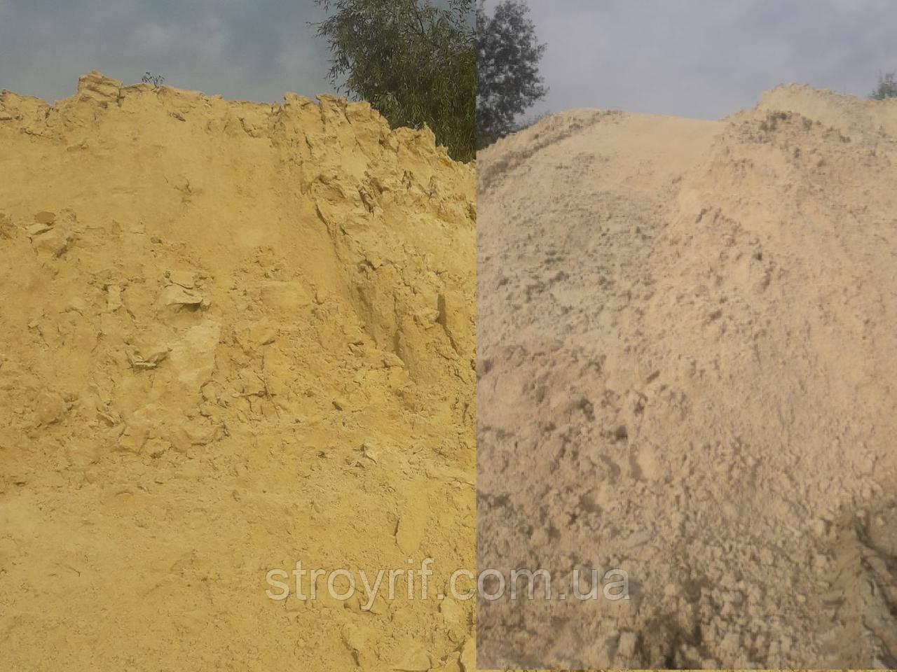 Песок карьерный (Безлюдовка)