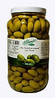 """Оливки зеленые """"Bella di Cerignola"""" 1G мелкие с косточкой La Cerignola 2,9кг"""