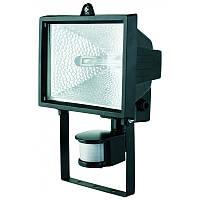 Прожектор с датчиком  движения 180`, 4-9 м, IP64