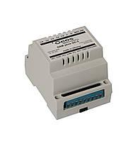 Пристрій для віддаленого управління живленням електроприладів 5 каналів по 10 А (1100 Вт) Sokol-GС5