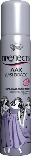 Лак для волос «Прелесть» СФ 160 см3