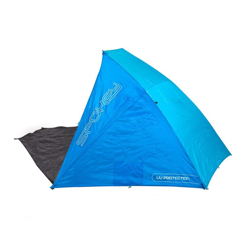Палатка пляжная Spokey Cloud 2-в-1 (original) 220x120x120 см, УФ защита, тент, навес