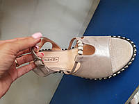 Кожаные женские сандалии Phany, фото 1