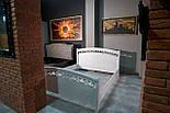 Кровать двуспальная из массива дуба, 1800 мм, фото 2