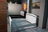 Кровать двуспальная низким изножьем , фото 2
