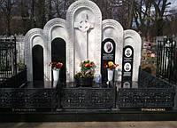 Мраморный памятник М-155