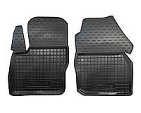Полиуретановые передние коврики для Ford Focus III 2011- (AVTO-GUMM)
