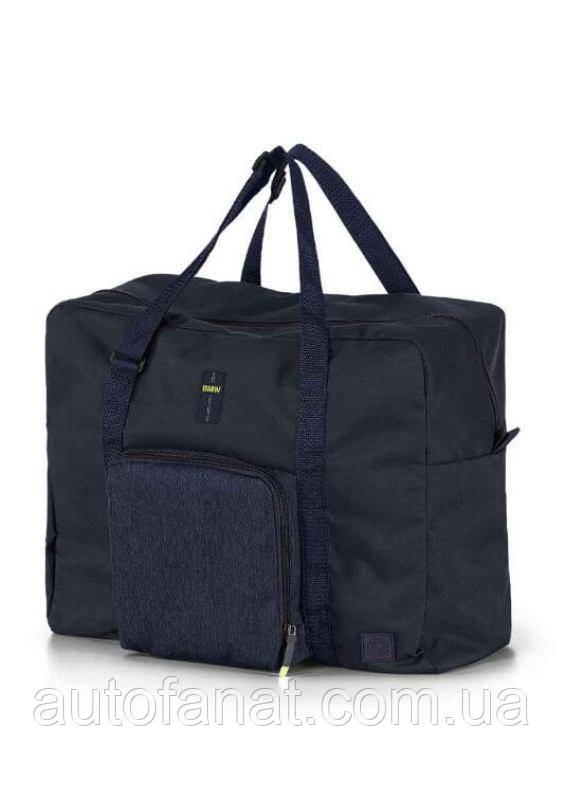 Оригинальная сумка для покупок BMW Active Shopper Bag, Blue Nights / Wild Lime (80222461024)