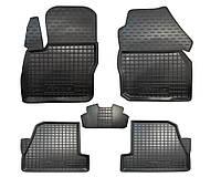 Полиуретановые коврики для Ford Focus III 2011- (AVTO-GUMM)