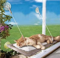 Оконная кровать для кота, фото 1