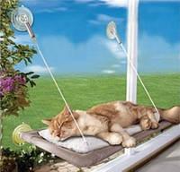 Віконна ліжко для кота, фото 1