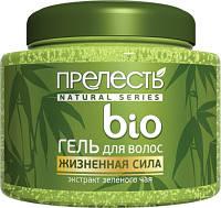 Прелесть Био гель для укладки зеленый чай 250мл
