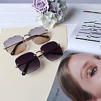 Стильные женские очки без оправы