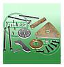 Механический съемник ступицы Mercedes Sprinter, Volkswagen Crafter ABS. TESAM S0001736