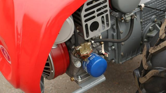 Двигатель мотоблока Мотор Сич МБ-8Э