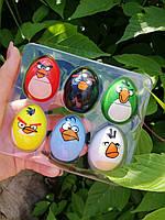 Печатки-штампики Angry Birds, фото 1