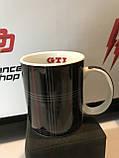 Фарфоровая кружка Volkswagen GTI Mug, Clark Design , фото 2