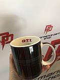 Фарфоровая кружка Volkswagen GTI Mug, Clark Design , фото 4
