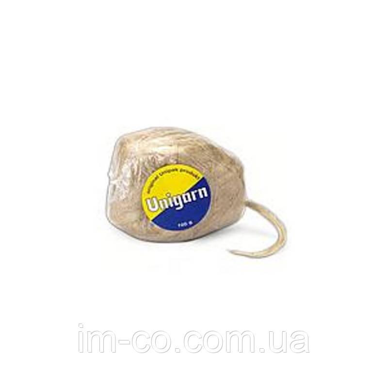 Unigarn - льняные волокна  (100 г моток в упаковке)