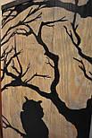 Картина Сова на дереве, фото 2