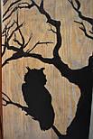 Картина Сова на дереве, фото 3