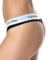 Женское белье Calvin Klein ( стринги шортики топ ) Реплика, фото 2
