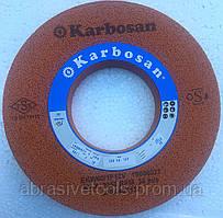 Круг шлифовальный для обрезиненных валов EKW 300х40х127 F60/1 F