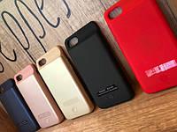 Чехол-аккумулятор для iPhone 8  More Energy  5000 мАч, фото 1