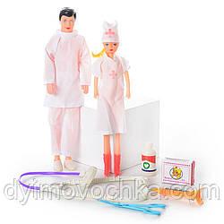 Детский игровой набор «Семья Доктора» с аксессуарами 2208