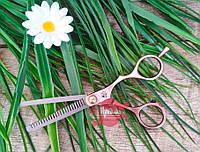 Ножницы для филировки волос (филировочные ножницы)