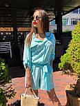 Жіночий комбінезон шорти (в кольорах), фото 3