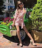 Жіночий комбінезон шорти (в кольорах), фото 4