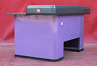 Кассовый бокс МИНИ «Модерн Экспо» 150х110 см. (фиолетовый/универсальный) Б/у, фото 1