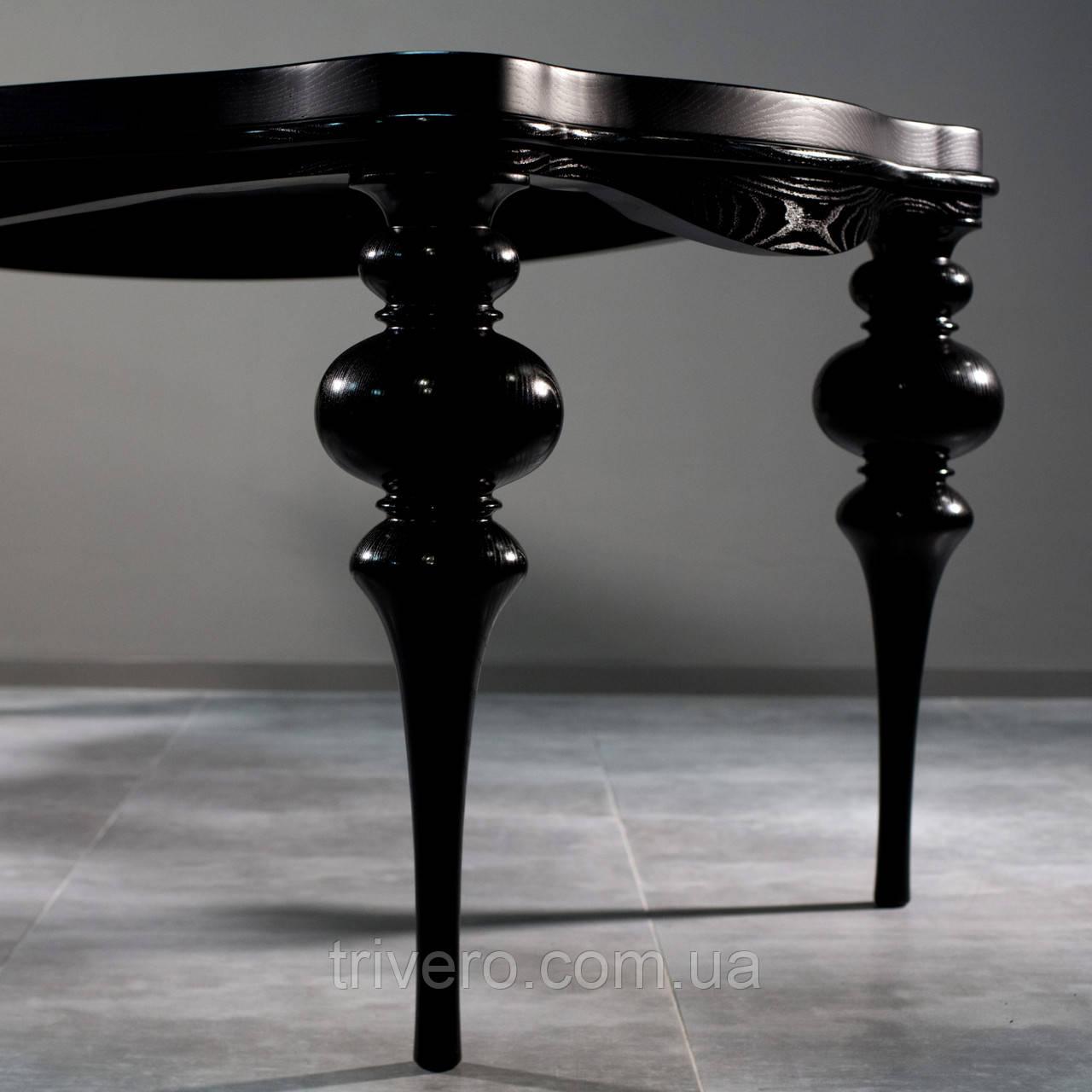 Точені ніжки і опори для столу з дерева H. 760 D. 180 /  КОД: Високі - 3