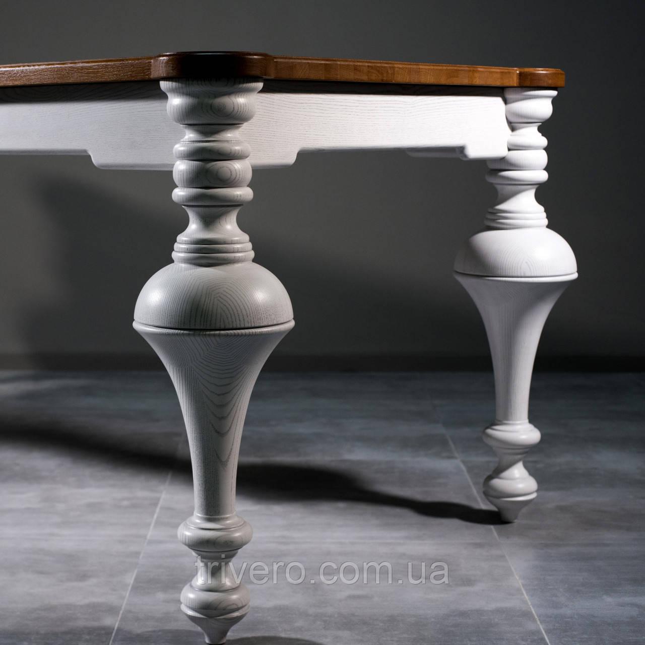 Точені ніжки і опори для столу великого діаметру H. 760 D. 220  /  КОД: Високі - 1