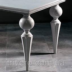 Точеные ножки опоры из дерева для стола