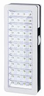 LED-светильник аварийный YJ-6818TP, 2 осветительных режима, питание от встроенного аккумулятора, ручка