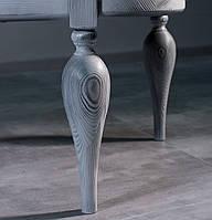 Мебельные ножки из сосны для банкетки Н